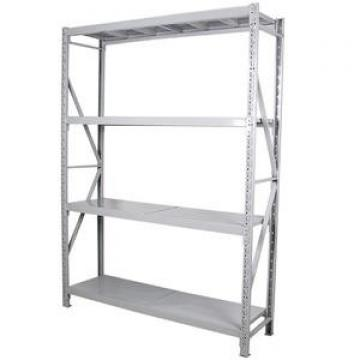 Heavy Duty Metal Selective Pallet Rack for Industrial Warehouse Storage Solutions