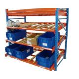 China Factory Steel Q235 Warehouse Roller Rack